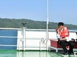 Jokowi Dorong Nelayan Gunakan Keramba Jaring Apung