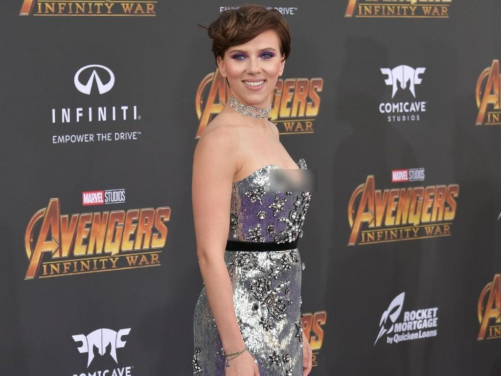 Adu Gaya Selebriti Stylish di Premier Avengers: Infinity War