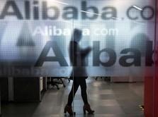 Dalam Bisnis Cloud Computing, Alibaba Sudah Salip IBM