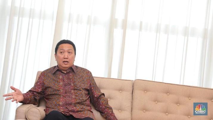 Boy Thohir Ungkap Hasil Pertemuan dengan Jokowi Soal DMO