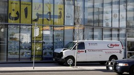 FOTO: Buntut Serangan Mobil Mematikan di Toronto