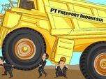 Punya Kas Rp 20 T, Bos Inalum: Mudah Untuk Akuisisi Freeport