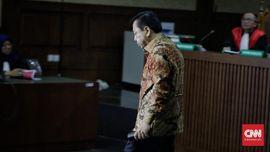 Status Setnov di DPR Tunggu Putusan Inkrah