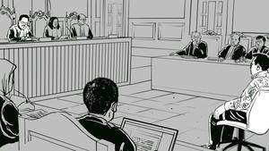 'Langgam' Setnov dalam Sidang Korupsi e-KTP (Tamat)