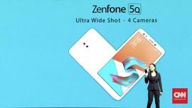 Asus Zenfone 5Q, Beri Kamera Ganda di Depan dan Belakang