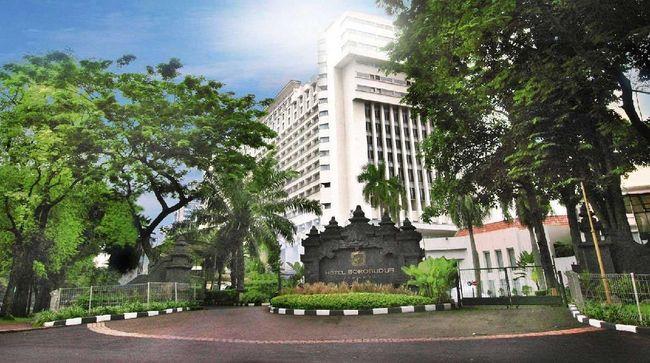 JIHD Laba Hotel Borobudur 2017 Turun 28,71% Jadi Rp 13,95 M