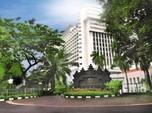 Laba Hotel Borobudur 2017 Turun 28,71% Jadi Rp 13,95 M