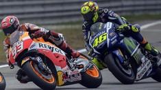 Rossi Merasa Tak Bisa Saingi Marquez di MotoGP Prancis