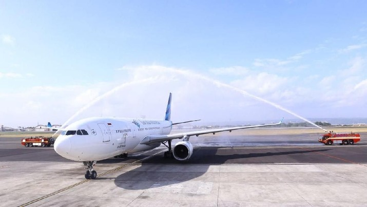 Garuda: London Jadi Destinasi Favorit Liburan
