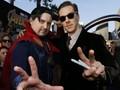 FOTO: Pahlawan Super 'Guncang' Karpet Ungu 'Infinity War'