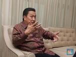 Suntik Tri Indonesia, Boy Thohir Masih Irit Bicara