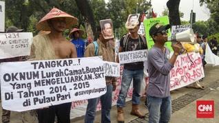 Bupati Irmansyah Dicopot Diduga Terkait Sengketa Pulau Pari