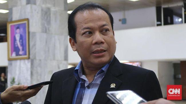 Pimpinan DPR Segera Bahas Usulan Hak Angket Iriawan