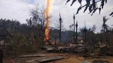 Korban Tewas Ledakan Sumur Minyak Aceh Jadi 22 Orang
