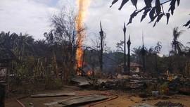 Korban Tewas Ledakan Sumur Minyak Aceh Menjadi 19 Orang