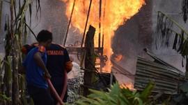 Api di Sumur Minyak Aceh Padam, Korban Jiwa Jadi 21 Orang