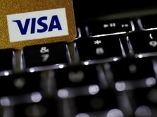 Khawatir Kehilangan Pengguna, Visa Gandeng Link?