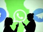 Makin Panas Gaes, Telegram Ajak Pengguna Delete WhatsApp!