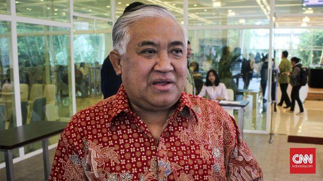 Din Syamsuddin Tak Setuju NKRI Bersyariah: Ada Pancasila