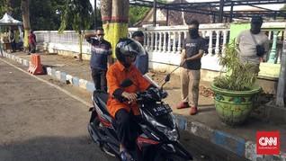 Densus 88 Reka Ulang Terduga Teroris Hendak Bunuh Polisi