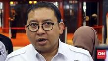 Fadli Bandingkan Aksi Motor Jokowi dengan Joni Pemanjat Tiang