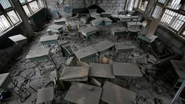 FOTO:  Satu Dekade Gempa Sichuan, China
