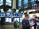 Dibuka Variatif, Wall Street Tak Eforia Sambut Rilis PDB AS