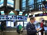 Kuatnya Kinerja Perusahaan Besar Bantu Wall Street Cetak Reli