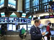 Wall Street Berusaha Bangkit setelah Sempat Turun Tajam