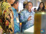 RI Kebanjiran Barang Impor, Darmin: Ada Positifnya