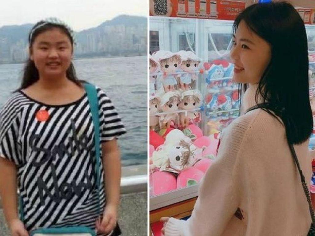 Diet Demi Dapat Pacar, Transformasi Remaja Ini Bikin Terpukau