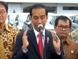 VIDEO: Jokowi Jelaskan Isi Pertemuan dengan Alumni 212