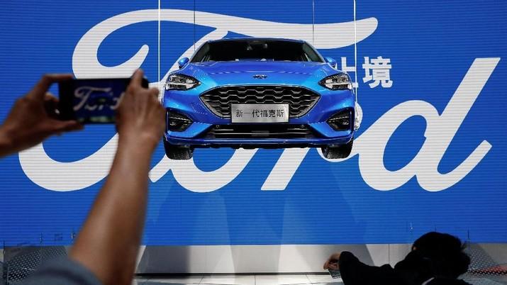 Demi Efisiensi, Ford Serius Tutup Pabrik di Inggris Pada 2020