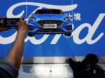 Wah! Ford Berinvestasi Rp 407 T Buat Mobil Listrik 'Hantu'