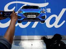 Hindari Bea Impor AS, Ford Justru Dorong Produksi di China