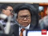 KPU Beri Tenggat OSO Mundur dari Parpol Hingga 21 Desember