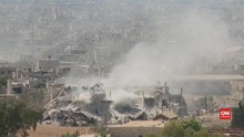 VIDEO: Suriah Terus Gempur ISIS di Damaskus Selatan