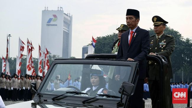 Jokowi soal Pertemuan Alumni 212:  Semangatnya Silaturahmi