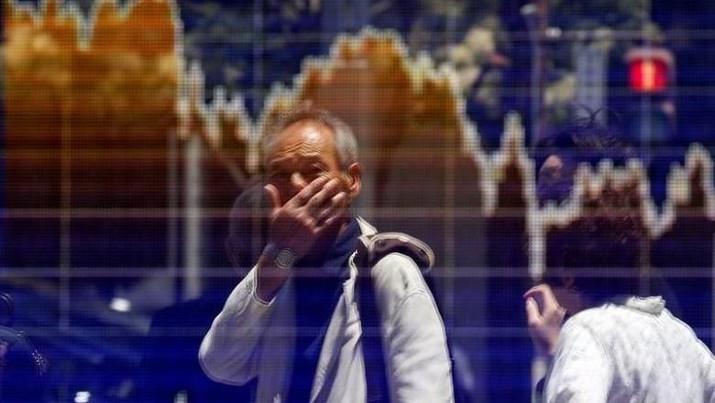 Bursa saham utama kawasan Asia dibuka melemah pada perdagangan hari ini (16/5/2018).