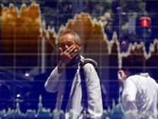 Perang Dagang Memanas, Bursa Jepang Dibuka Melemah