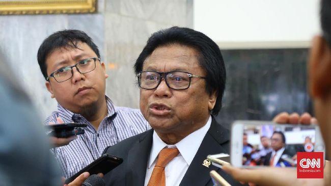 OSO Respons JK: Ahok Sudah Gabung Dukung Jokowi-Ma'ruf