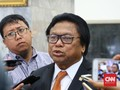 OSO: Cawapres di Tangan Jokowi, Koalisi 'Nonton Bola Saja'