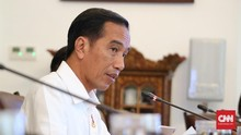 Jokowi Minta Para Menteri Susun APBN yang Terukur