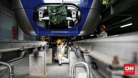 Progres Pembangunan Depo MRT Lebak Bulus Capai 92,5 Persen