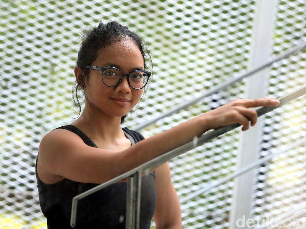 Atlet Renang Indah Naima Syeeda Terus Berlatih Demi Asian Games