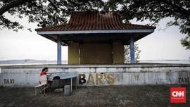 FOTO: Komplek Judi yang Kalah