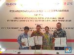 Genjot Produksi CPO, Tiga BUMN Bahas Kerja Sama