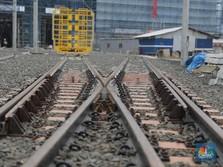 Menhub: Jalur Layang Loop Line KRL Rp 10 T Dibangun di DKI