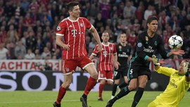 Real Madrid yang Beruntung di Markas Munchen