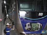 Proyek MRT Jakarta Capai 94,19%, Tarif Disarankan Rp 8.500